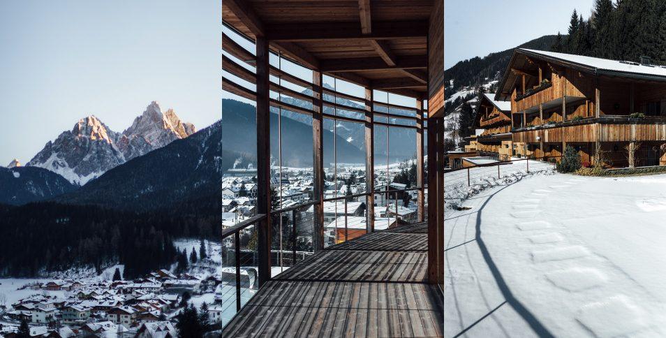 Dolomites Road Trip Italie Hotel Leitlhof