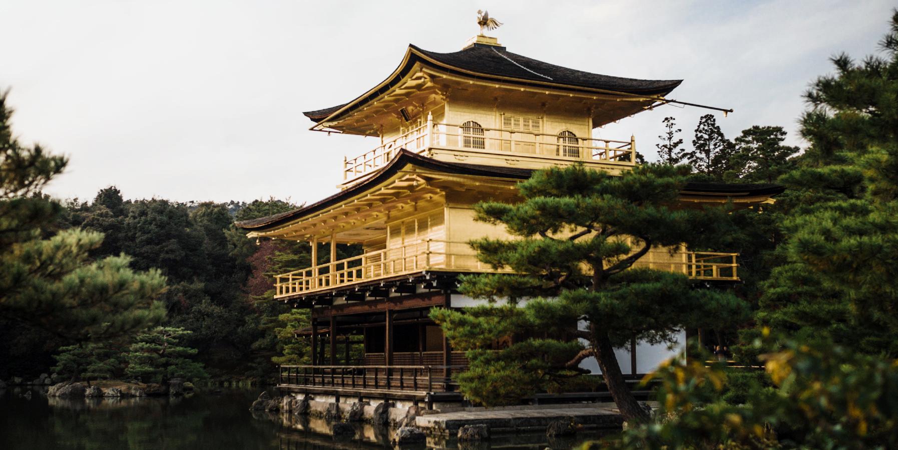 Vous ne pouvez pas vous rendre au Japon pour admirer les