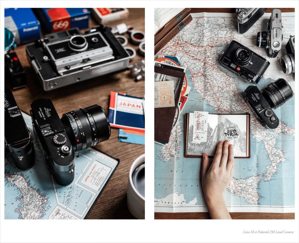 Blog de Voyage Leica M Polaroid