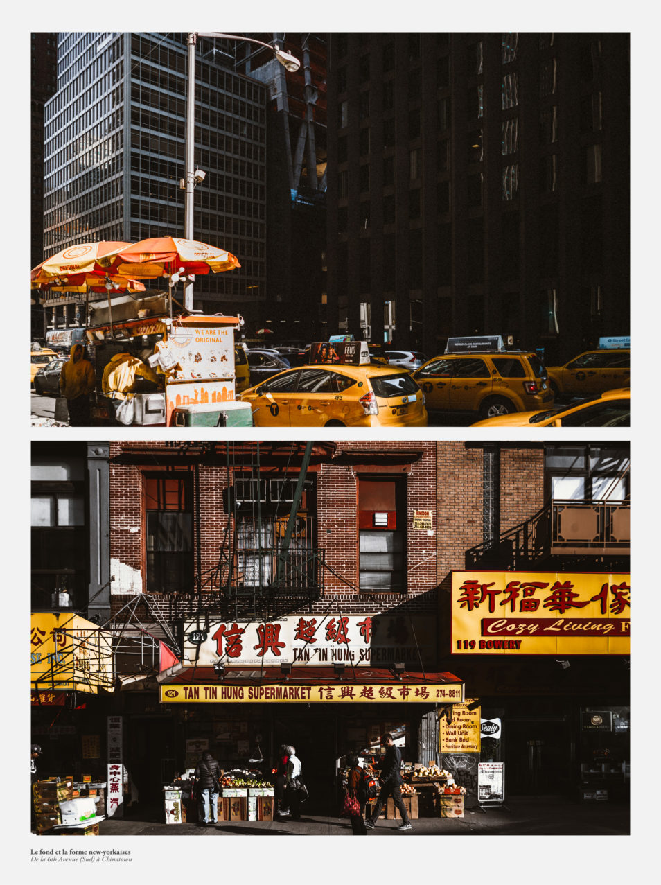 Voyager à New York Blog Voyage Inspiration Photographie Itinéraire City Guidee