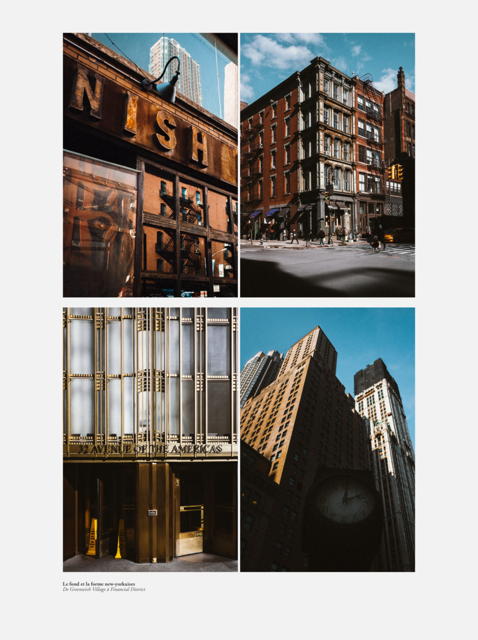 Voyager à New York Blog Voyage Inspiration Photographie Itinéraire City Guide