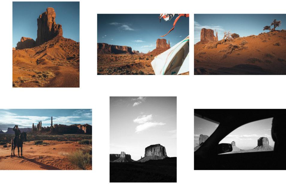 Blog Voyage Itinéraires Road Trip Etats-Unis USA Arizona Grand Canyon Monument Valley
