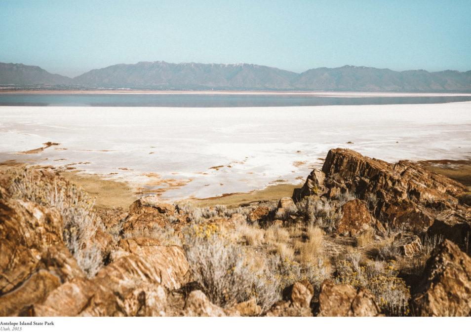 Blog Voyage Itinéraires Road Trip Etats-Unis USA Utah Antelope Island State Park Salt Lake City
