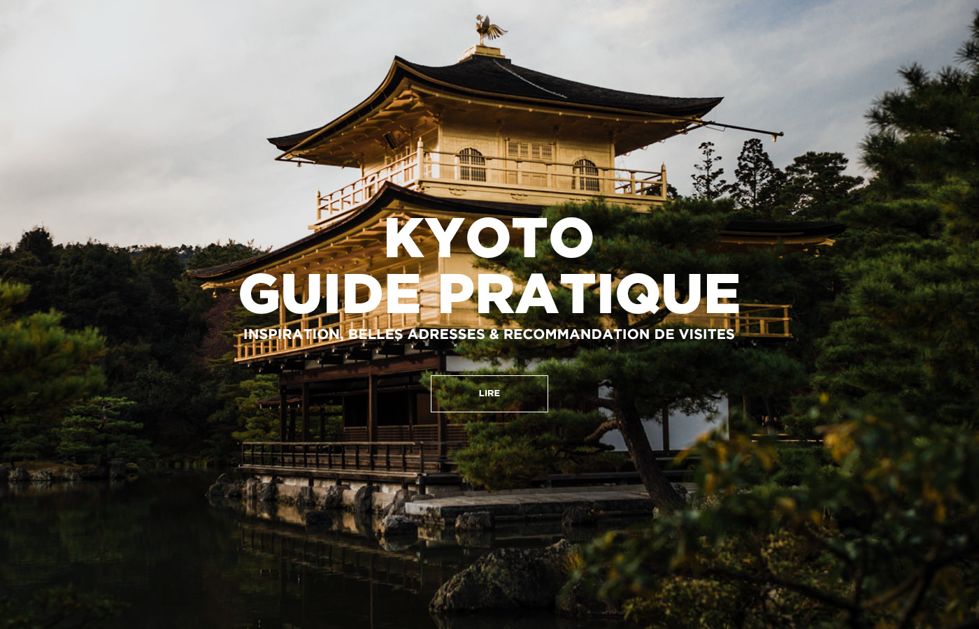 Blog Voyage Japon Kyoto City Guide