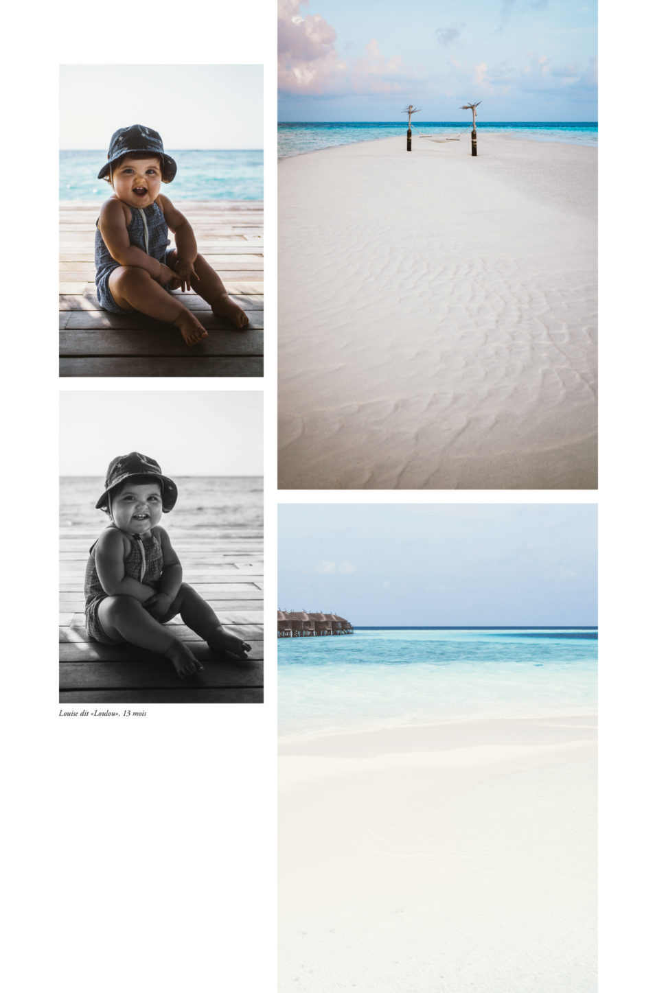 Blog Voyage Voyager Seul Papa Solo Avec Bébé Maldives