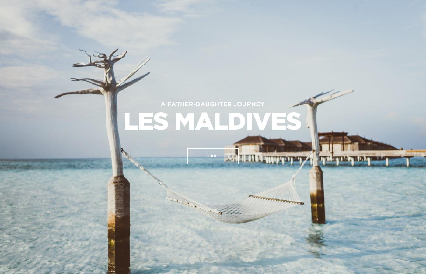 Blog Voyage Maldives Voyager Seul Solo Avec Bebe Enfant