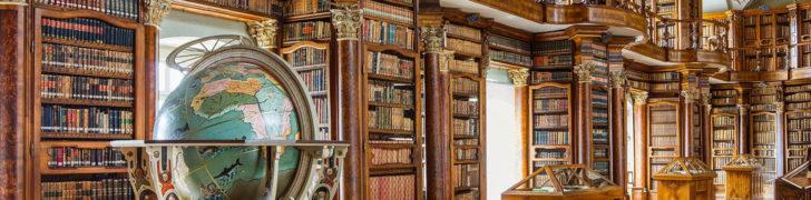 plus belles bibliothèques du monde