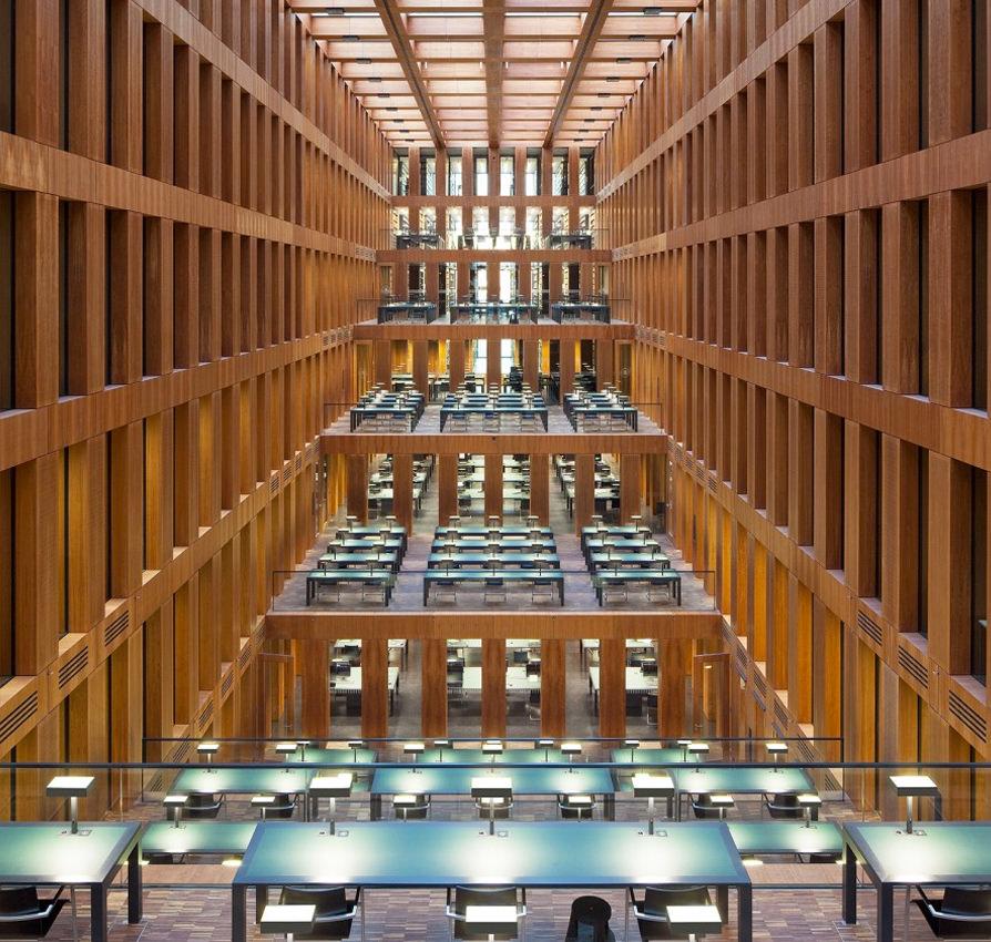 plus belles bibliothèques du monde blog voyage