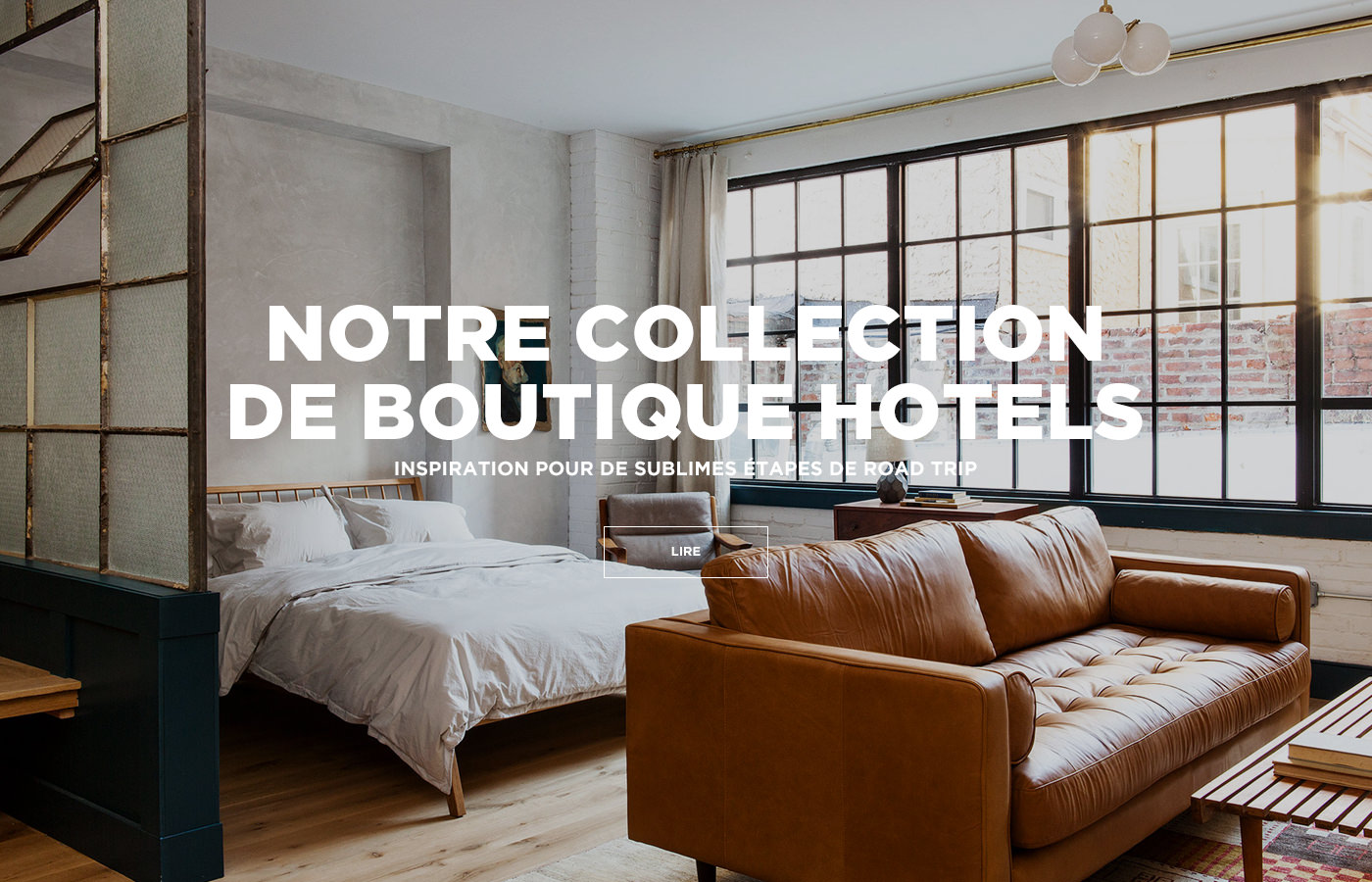 Blog Voyage Guide Boutique Hotels Road trip