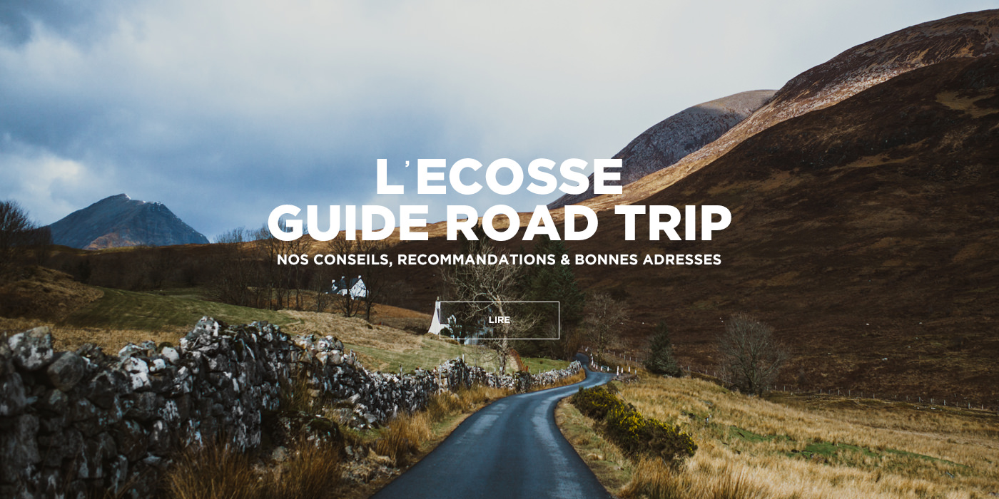 Blog Voyage Ecosse Guide Road trip