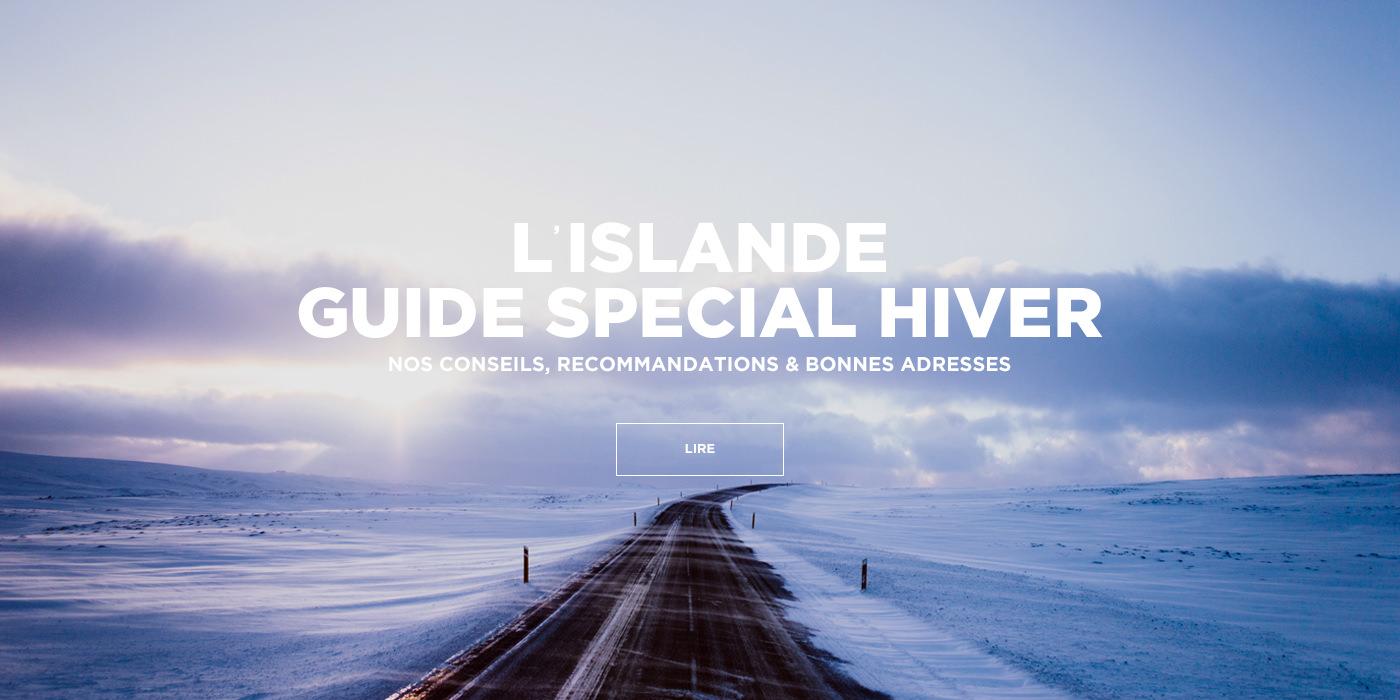 Blog Voyage Islande Guide Road trip Hiver