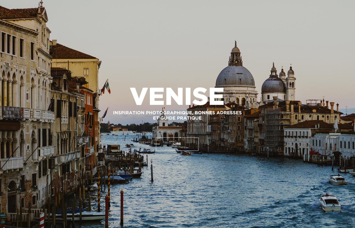 Blog Voyage Visiter Venise City Guide