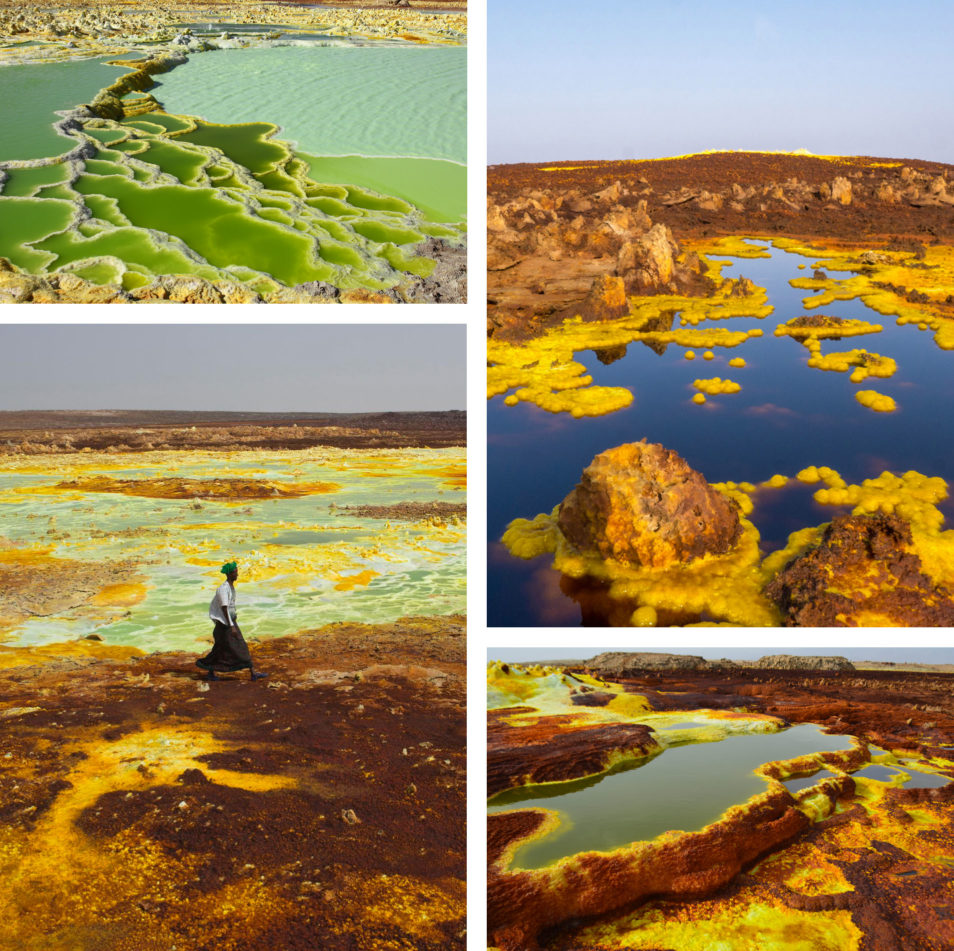 ethiopie dallol danakil
