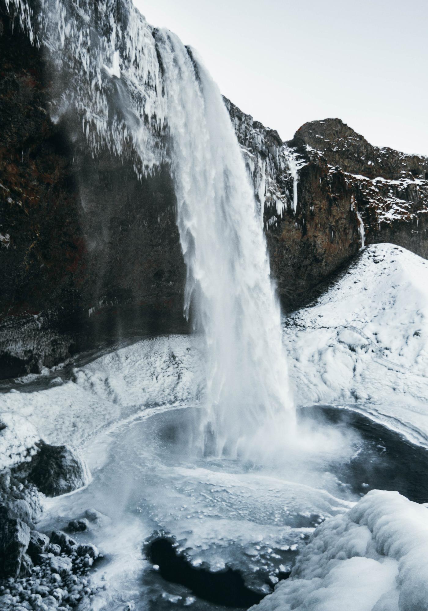 Blog Voyage Islande Que Voir Que Faire Chutes d'Eau SELJALANDFOSS