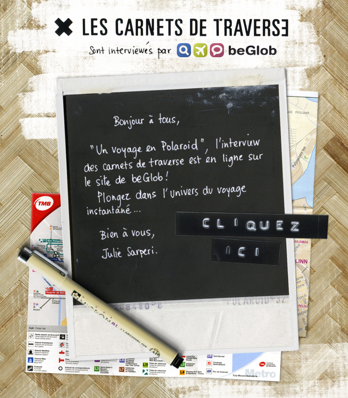Newsletter des carnets de traverse